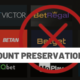 Account preservation