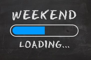 Matched Betting Weekend planner